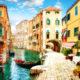 фотообои венеция купить