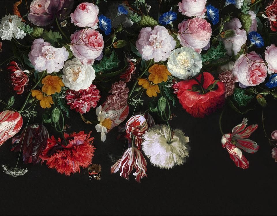цветы на темном фоне купить красивые цветы