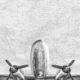 фотообои самолет и карта купить необчные фотообои с самолетов черно белые