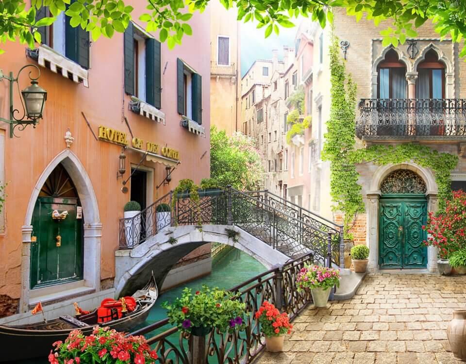 купить фотообои Венеция большой каталог изображений