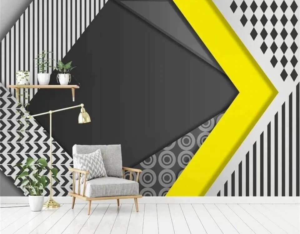 Предлагаем для Вас фотообои геометрия на стену