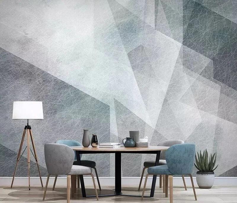 фреска геометрия
