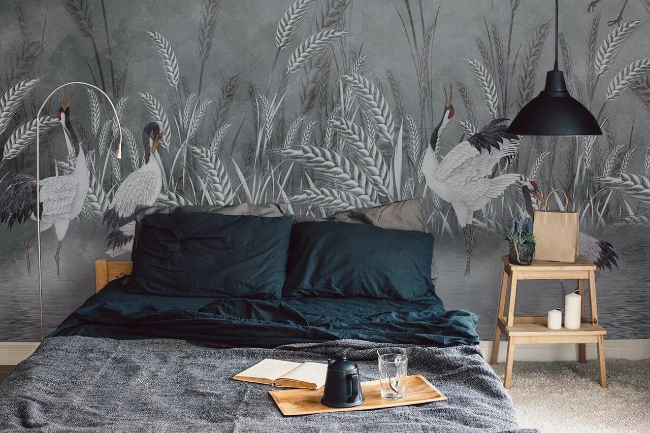 Для любителей природы в нашем каталоге есть уникальное предложение, это фотообои птицы. Используя их при оформлении интерьера своего дома, можно создать интересные дизайнерские решения. Отлично подходят для зала, спальни и детской.