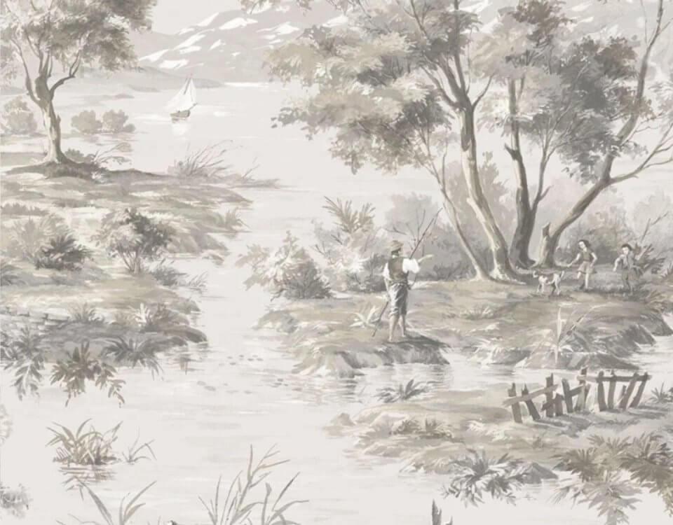 фреска ручной работы