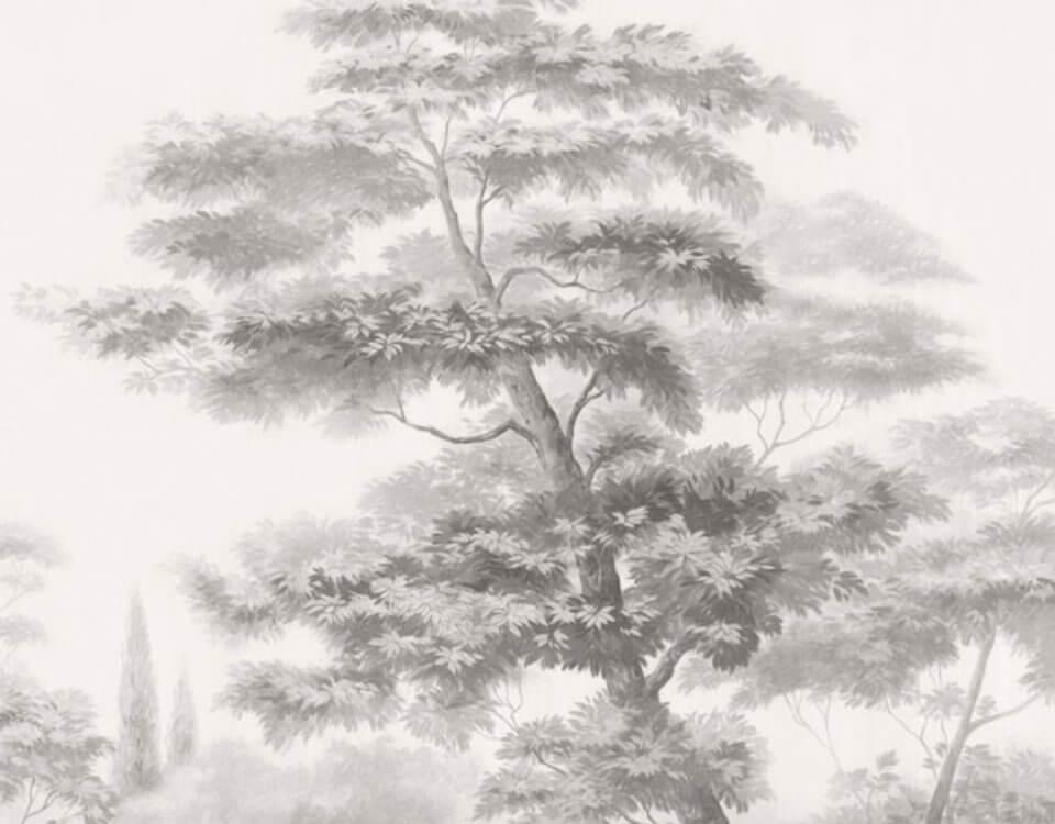 фрески деревья. по индивидуальным размерам. Любой размер. и принт на заказ. Доставка по миру