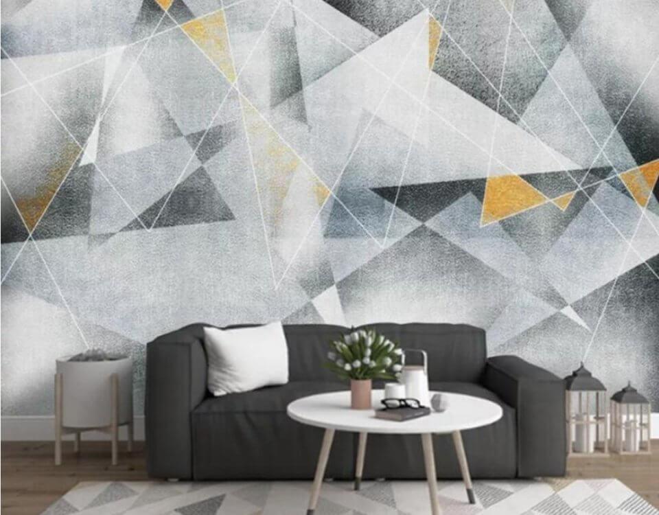 обои +с геометрическим рисунком +для стен. обои +с геометрическим рисунком