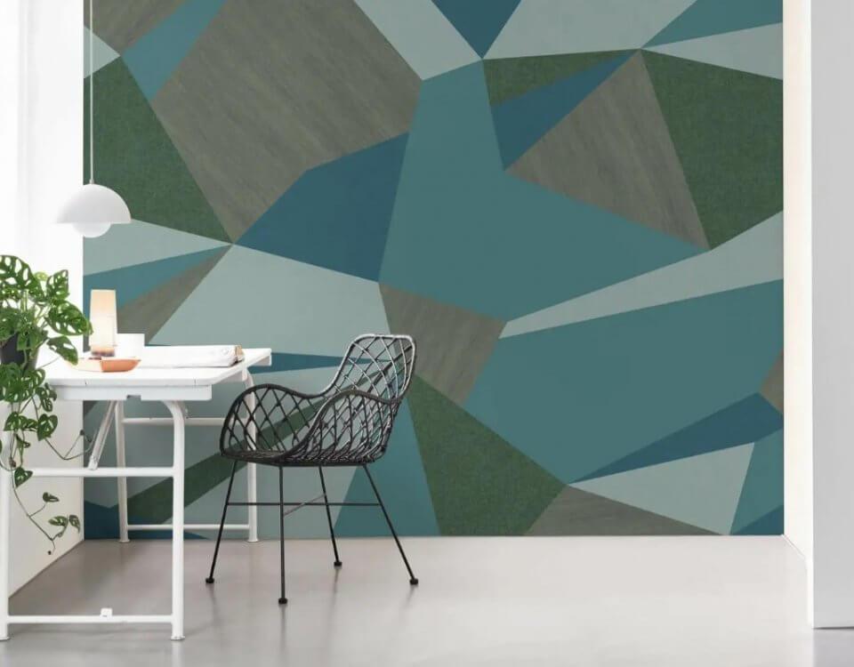 обои +с геометрическим рисунком +для стен. обои +с геометрическим рисунком купить