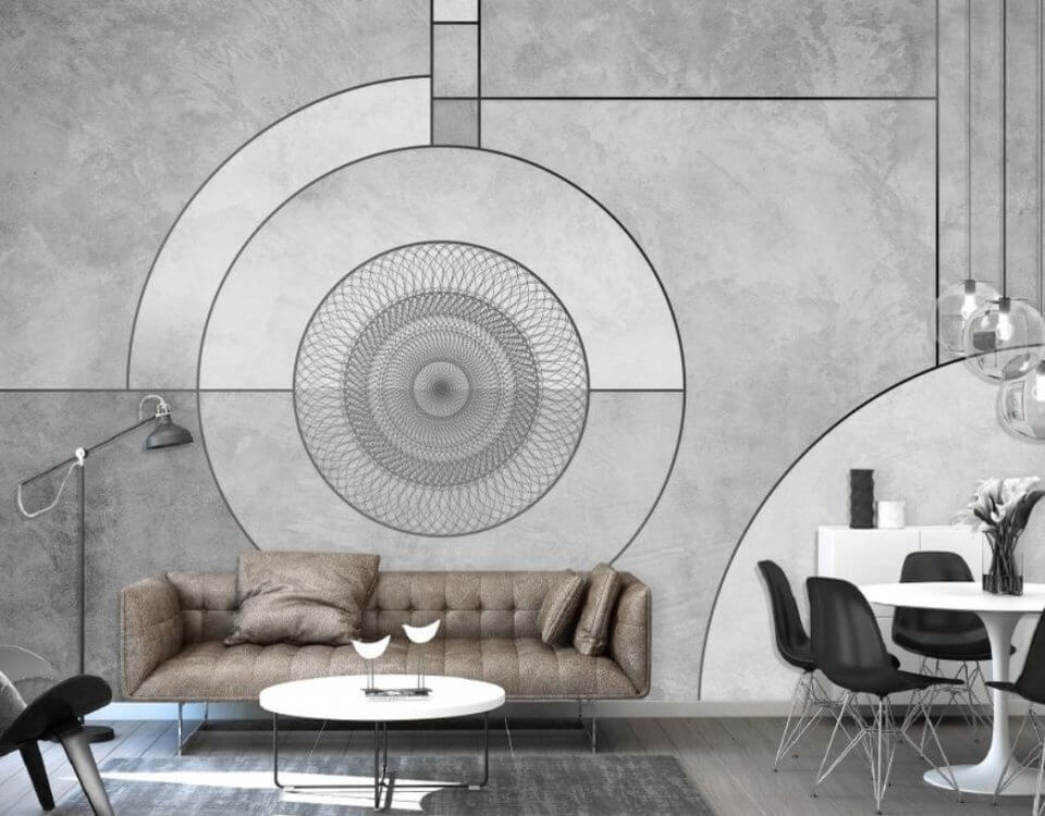 фотообои абстракция на стену