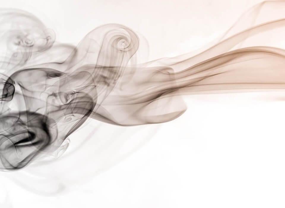 дым фотообои