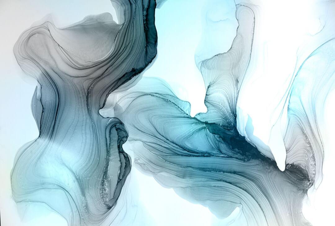 фотообои флюид арт