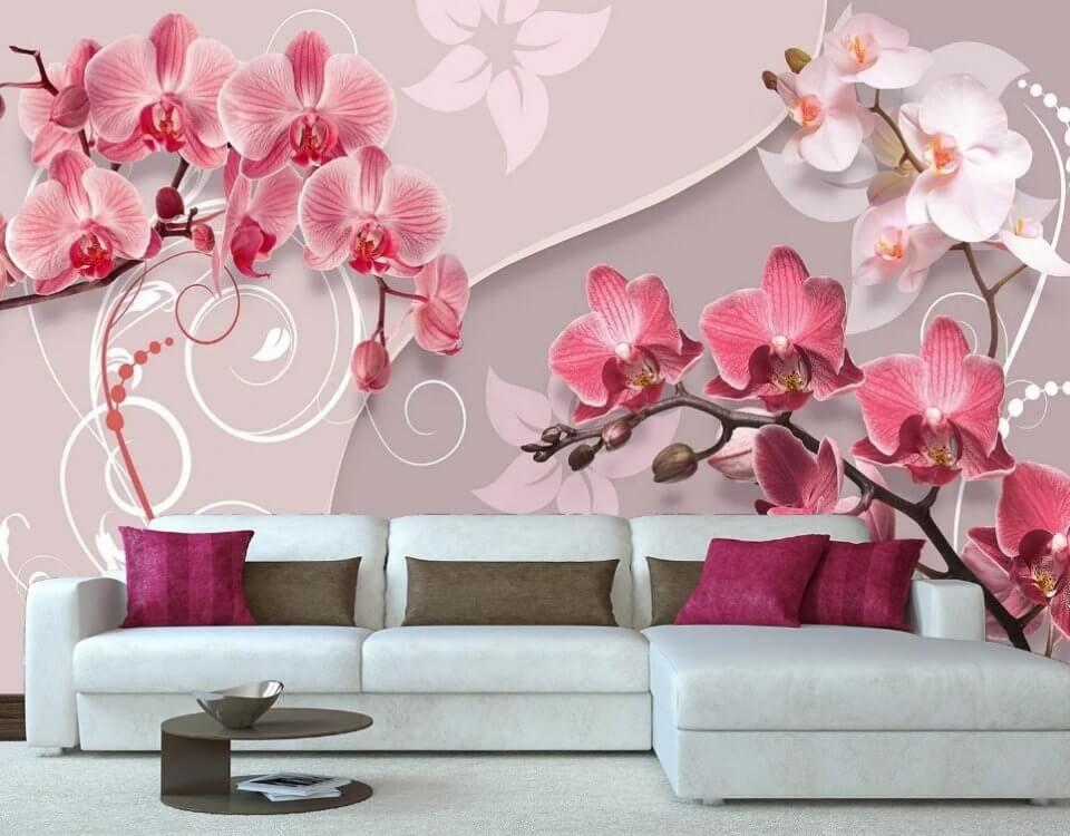 фотообои орхидеи на стену
