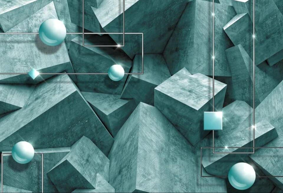 фотообои бетон