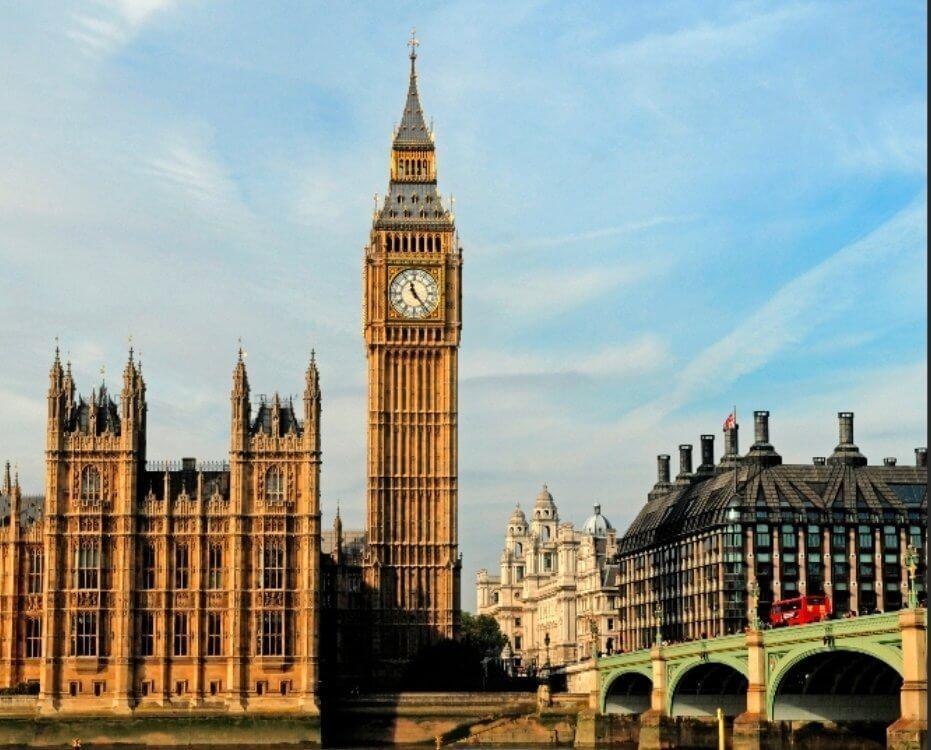 фотообои лондон купить