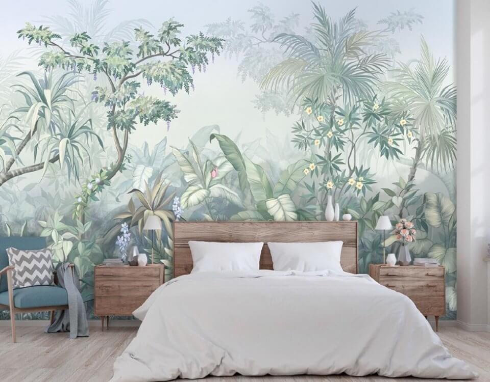 фотообои тропический лес купить