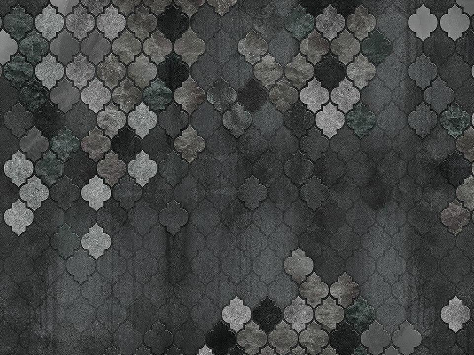 фотообои геометрический фон на стену