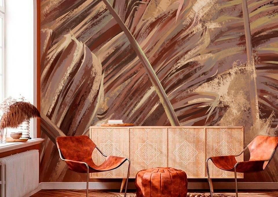 фрески аффреско ботаника