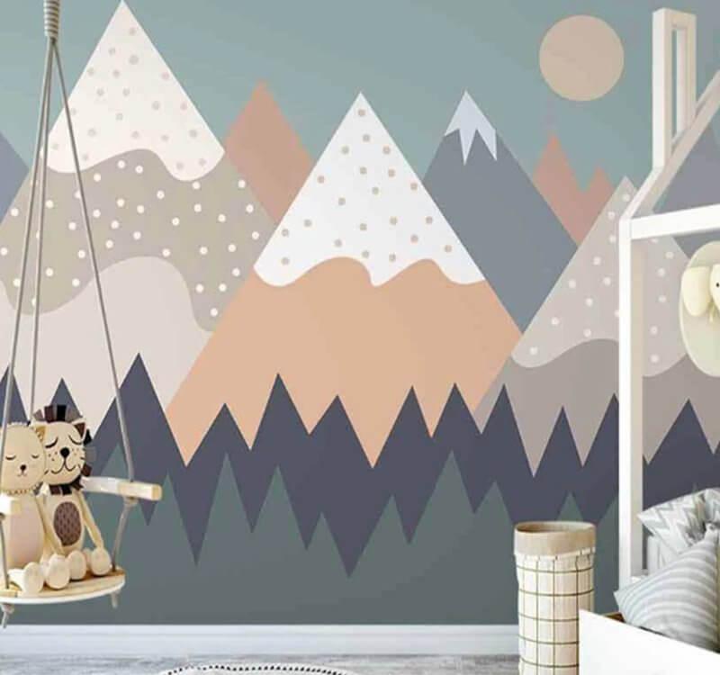фотообои на стену в детскую комнату мальчику